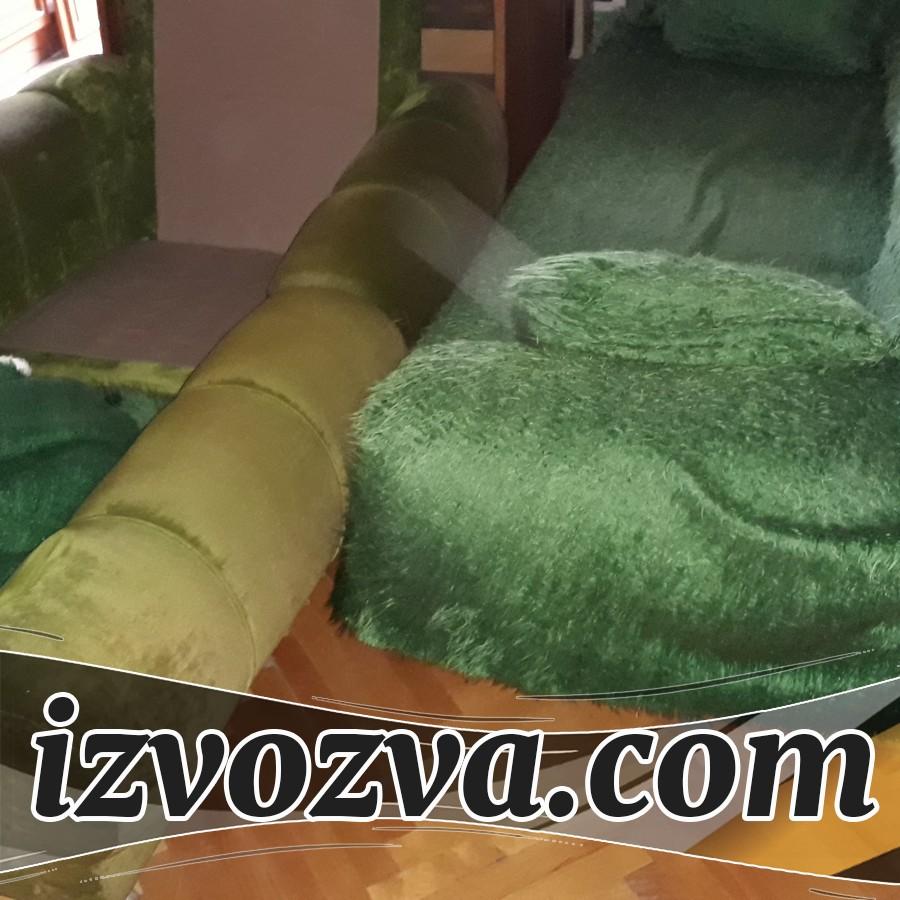 Извозване на стар диван