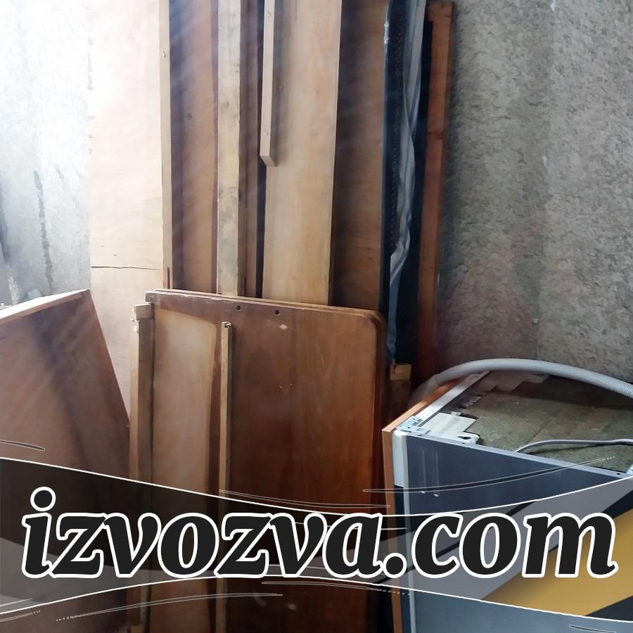 Демонтажи и извозване на плоскости