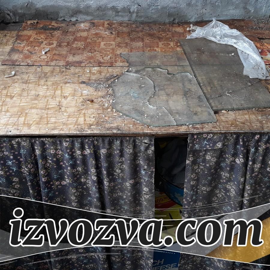 Изхвърляне на кухненско обзавеждане в София