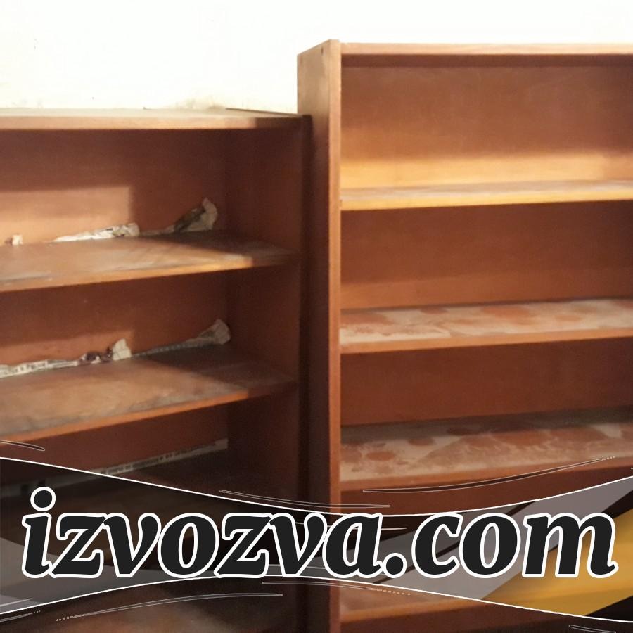 Изнасяне и изхвърляне на секция и стари мебели